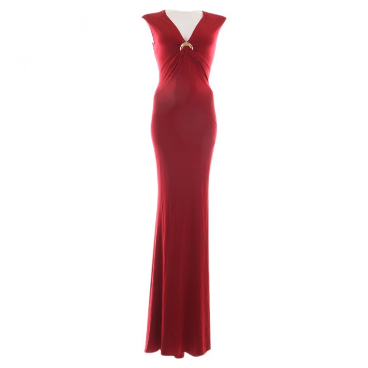Roberto Cavalli - Robe   pour femme - rouge