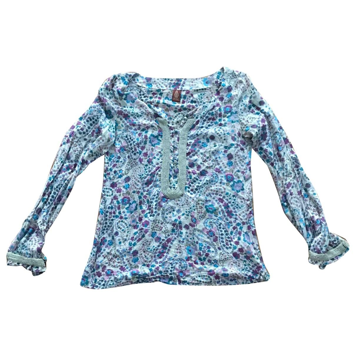 Dondup \N Multicolour Cotton  top for Women 42 IT