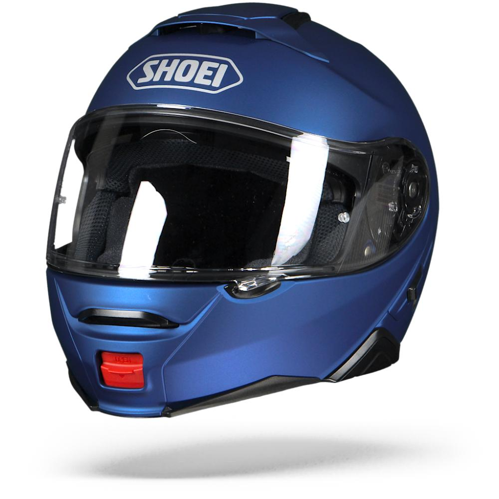 Shoei Neotec II Mate Azul Metal Casco Integral  XS