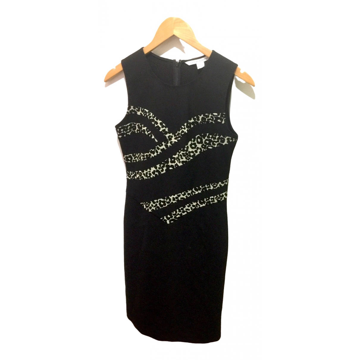 Diane Von Furstenberg \N Kleid in  Bunt Polyester