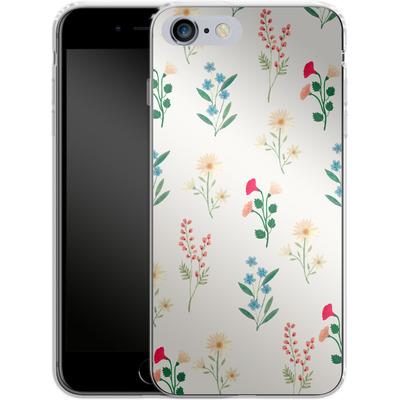 Apple iPhone 6s Plus Silikon Handyhuelle - Leafy Green von Iisa Monttinen
