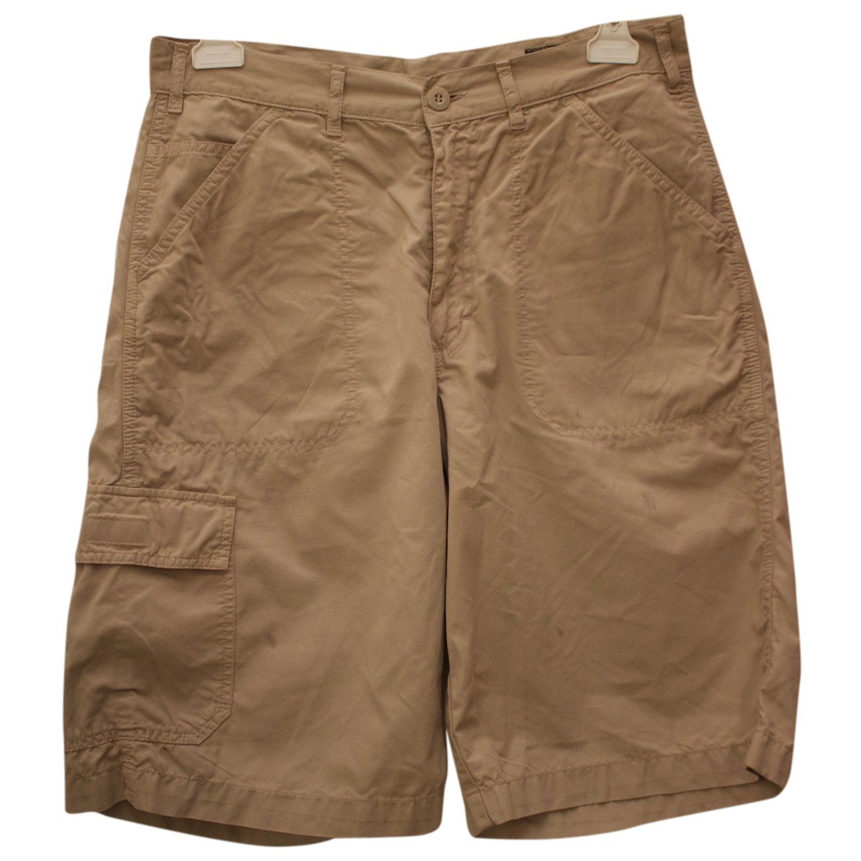 Gas \N Shorts in  Beige Baumwolle