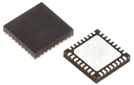 Cypress Semiconductor CY8C4146LQI-S422, 32bit Microcontroller, CY8C4146LQI, 48MHz, 64 kB Flash, 32-Pin QFN (490)