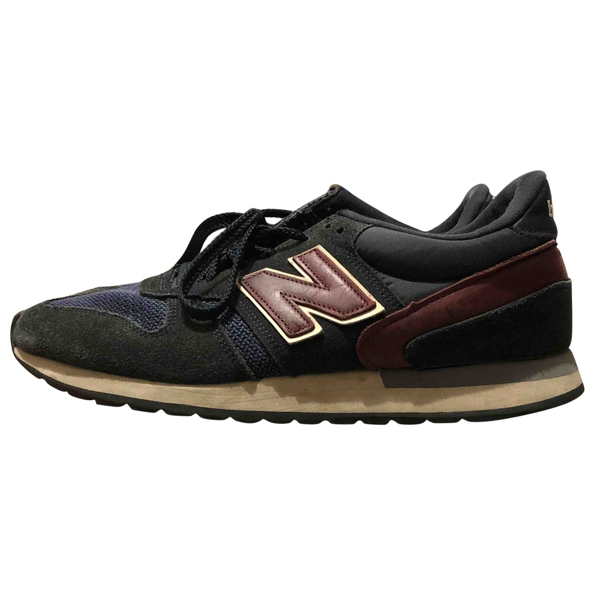 New Balance \N Blue Cloth Trainers for Men 11 US