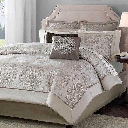 Sausalito 12-pc. Comforter Set, One Size , Beige