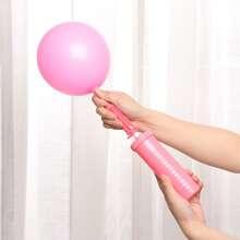1 pieza inflador de globo portatil