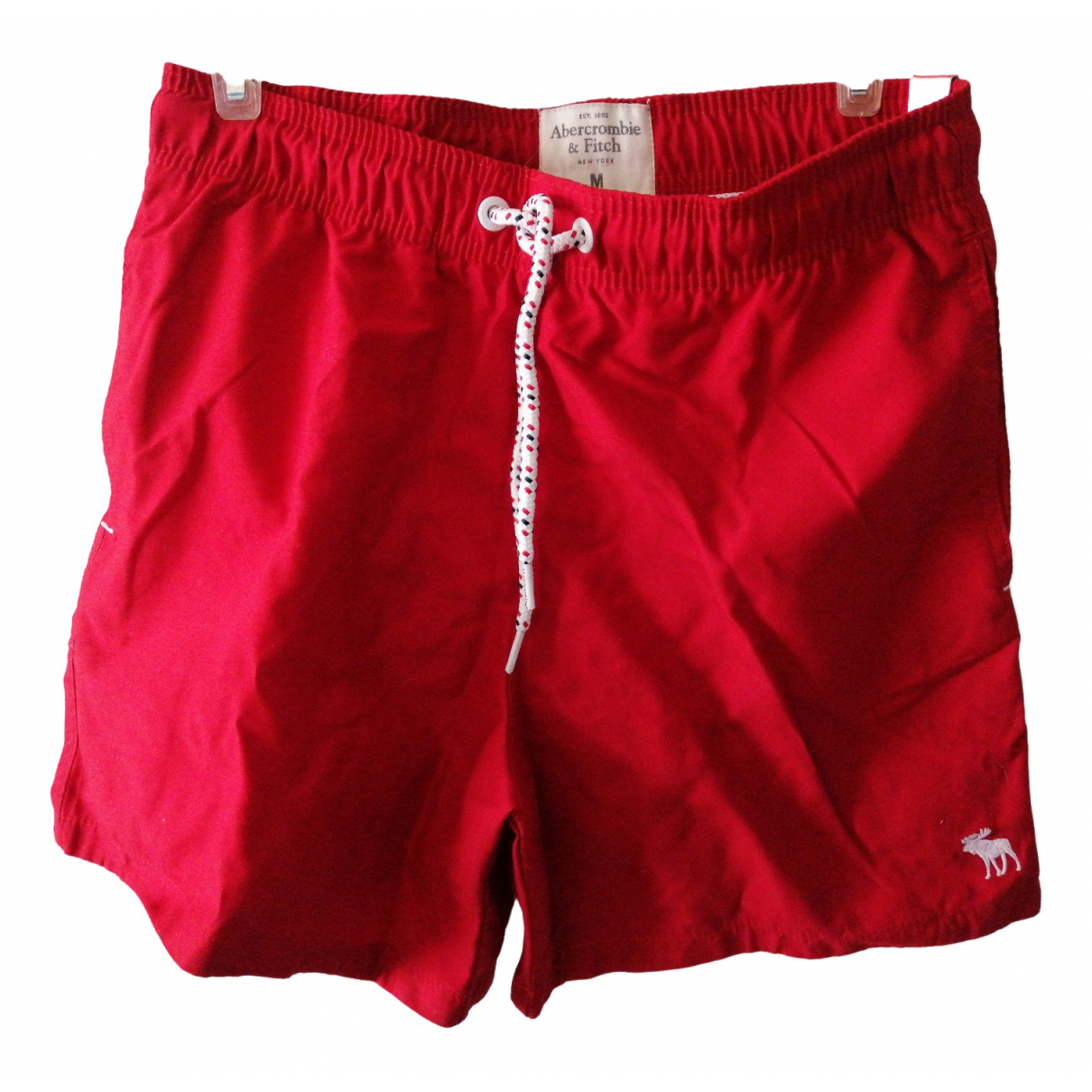 Abercrombie & Fitch - Bain   pour homme - rouge