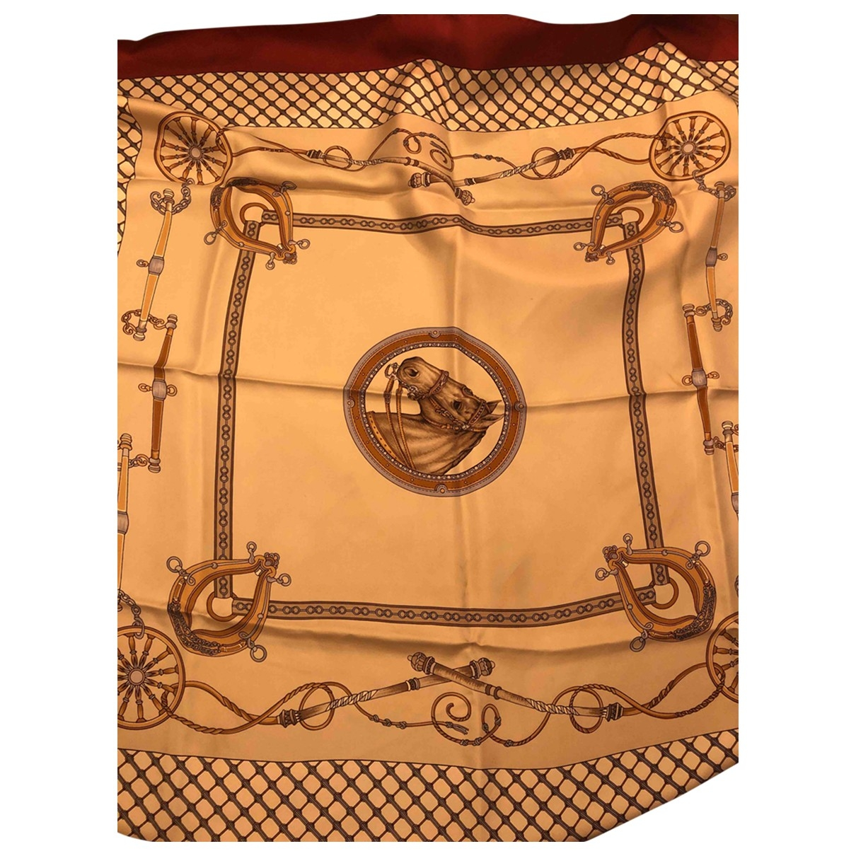 Pañuelo de Seda Celine
