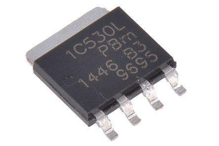Nexperia N-Channel MOSFET, 100 A, 30 V, 4-Pin LFPAK  PSMN1R5-30YLC,115 (5)
