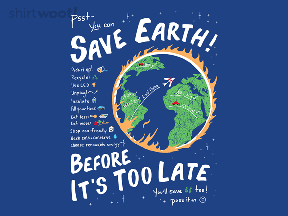 Before We're Gone T Shirt