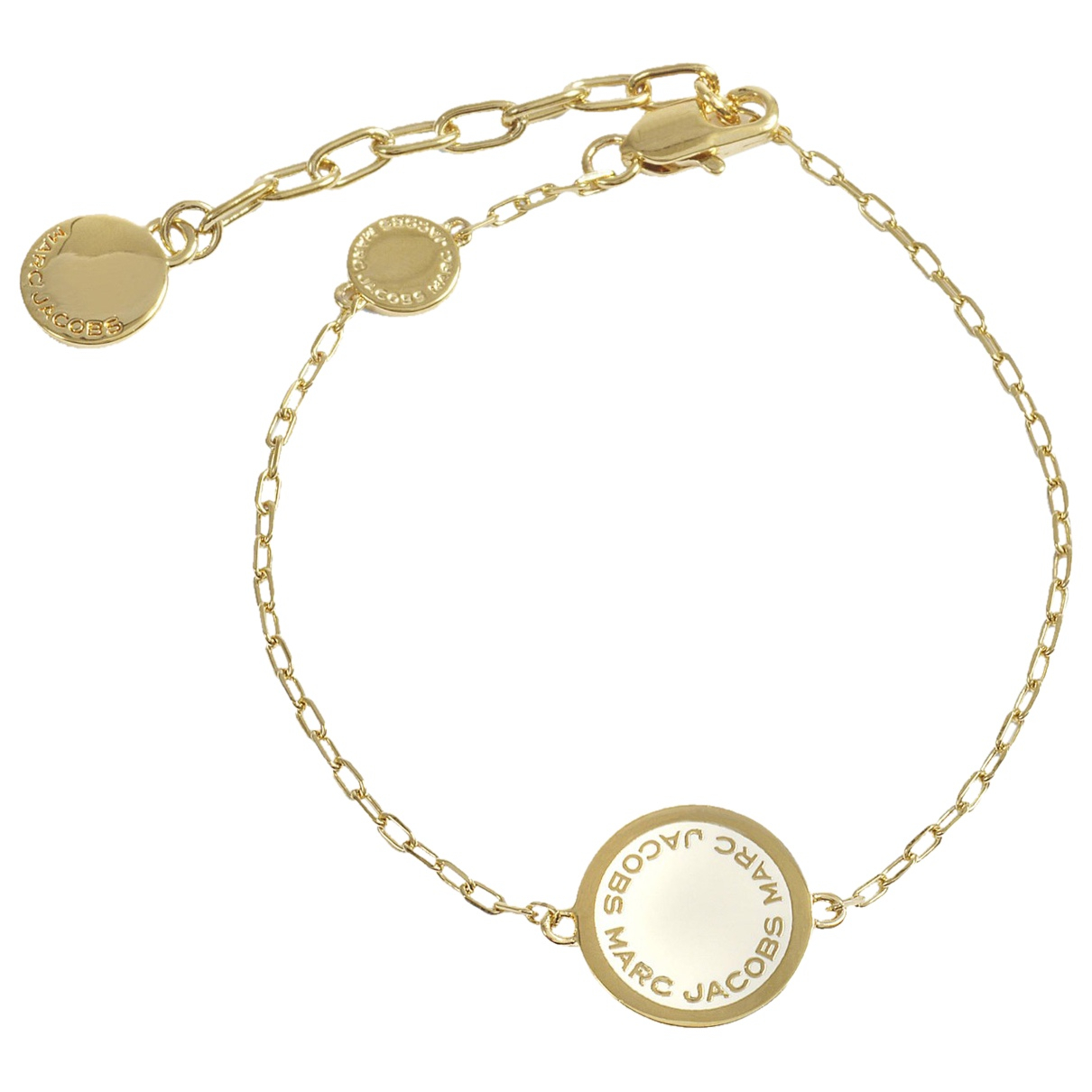 Marc By Marc Jacobs \N Armband in  Gold Metall