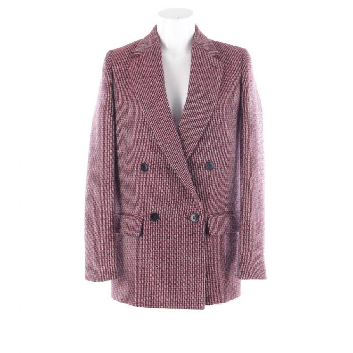 Stella Mccartney - Veste   pour femme en laine - multicolore