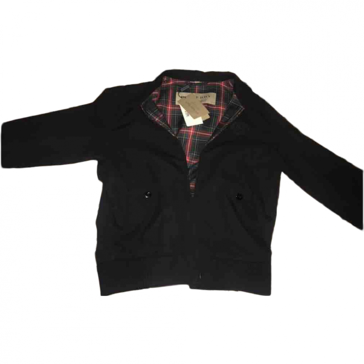 Burberry \N Black jacket  for Men S International