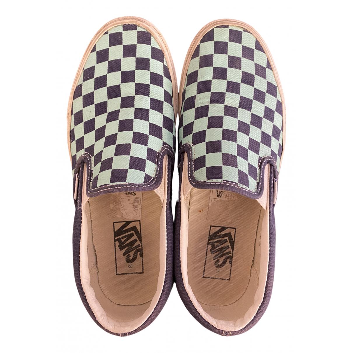 Vans \N Clogs in  Bunt Polyester