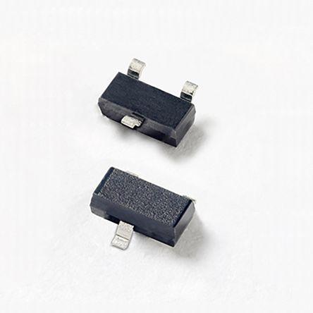 Littelfuse SM24CANB-02HTG, Dual-Element Bi-Directional TVS Diode Array, 500W, 3-Pin SOT-23 (3000)