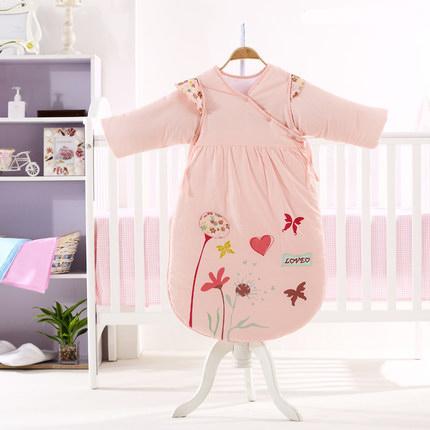New Arrival Skincare Super Soft Cartoon Print Baby Sleeping Bags