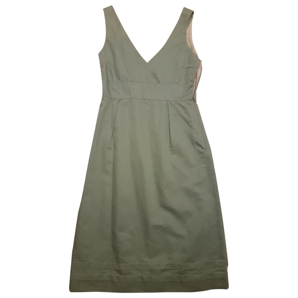 Jigsaw - Robe   pour femme en coton - turquoise