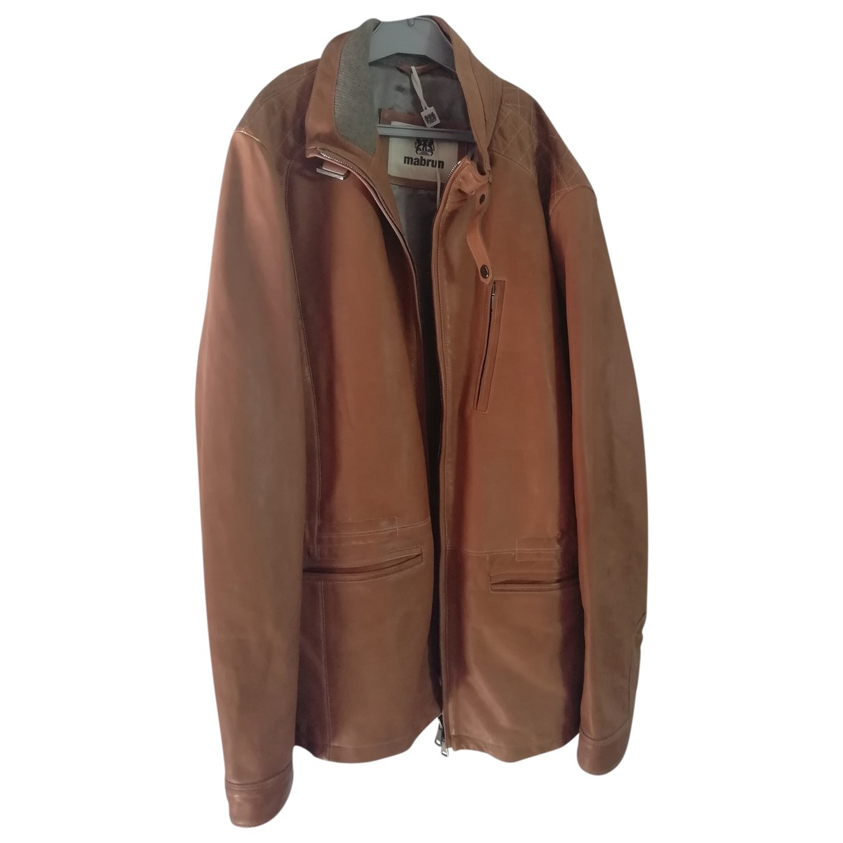 Mabrun - Manteau   pour homme - marron