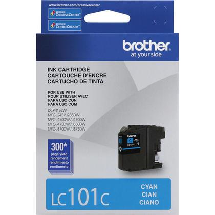 Brother MFC-J650DW cartouche d'encre cyan originale