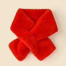 Kinder einfacher Schal