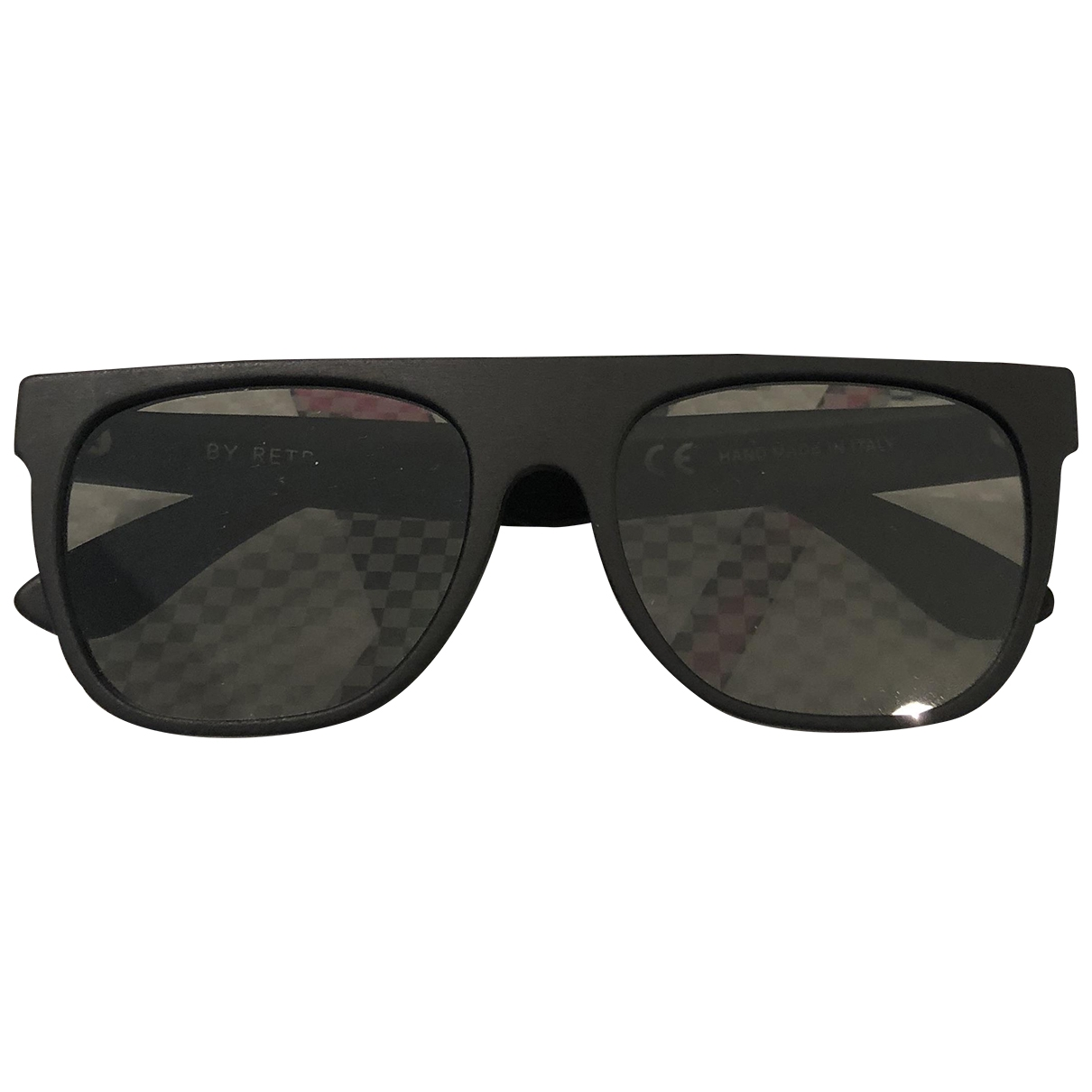 Retrosuperfuture \N Black Sunglasses for Women \N