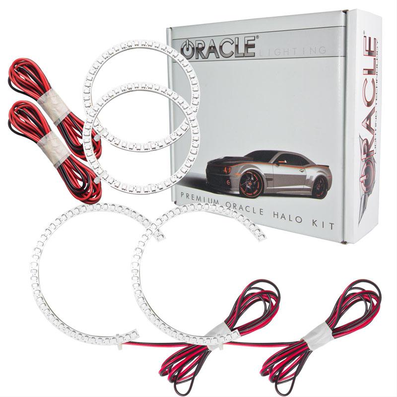 Oracle Lighting 2694-003 Mazda CX7 2007-2012 ORACLE LED Halo Kit