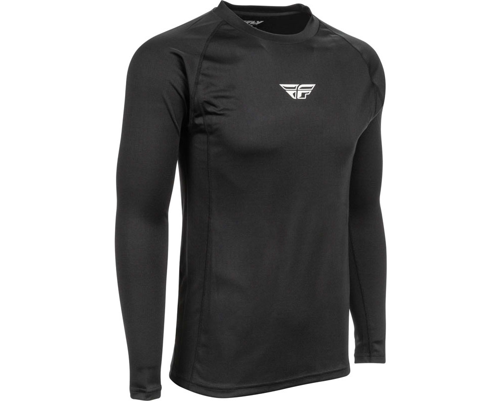 Fly Racing 354-63102X Lightweight Base Layer Top
