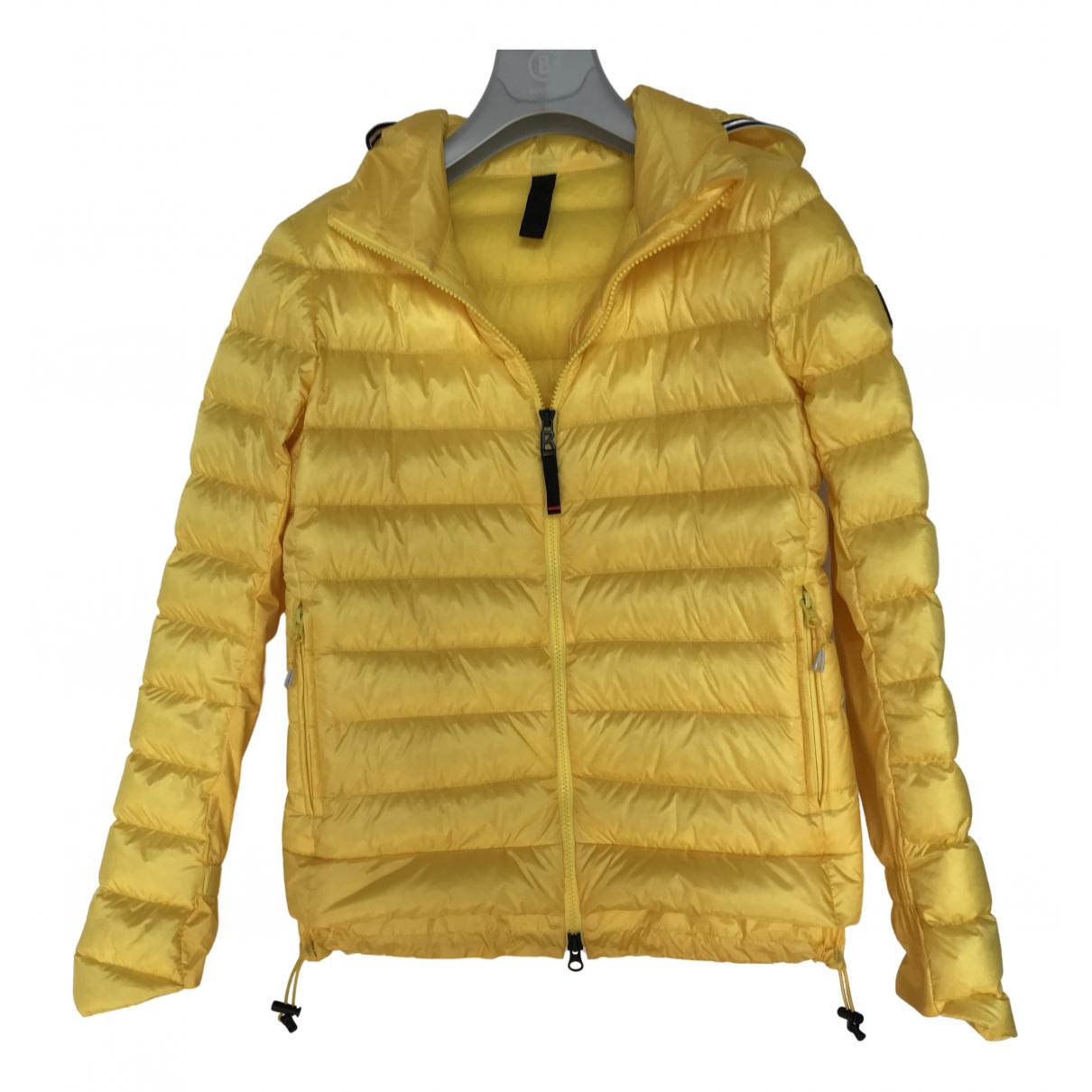 Bogner - Veste   pour femme - jaune