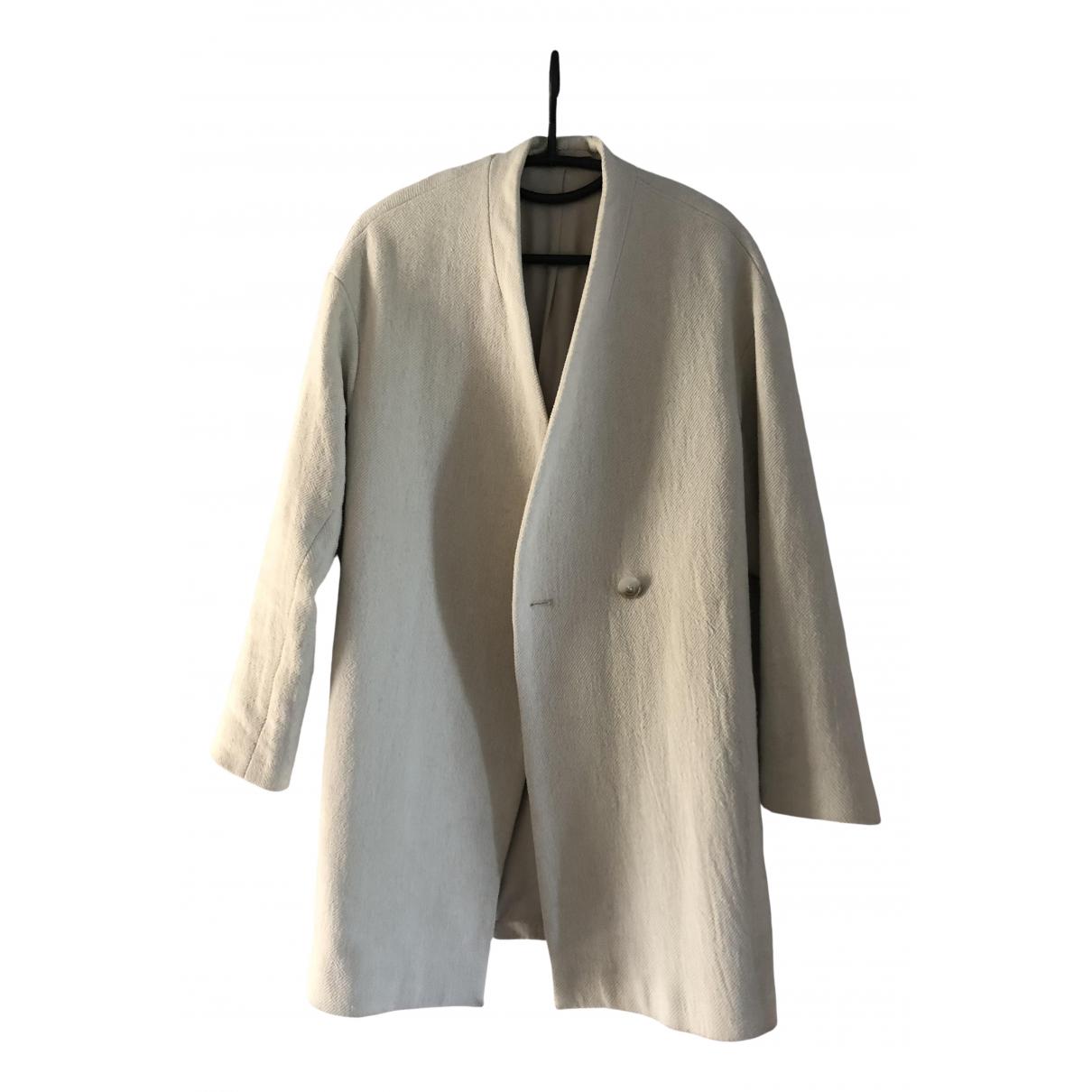 Filippa K - Veste   pour femme en coton - blanc