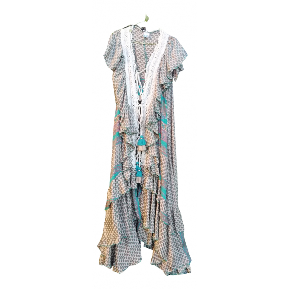 Non Signé / Unsigned \N Multicolour dress for Women One Size FR