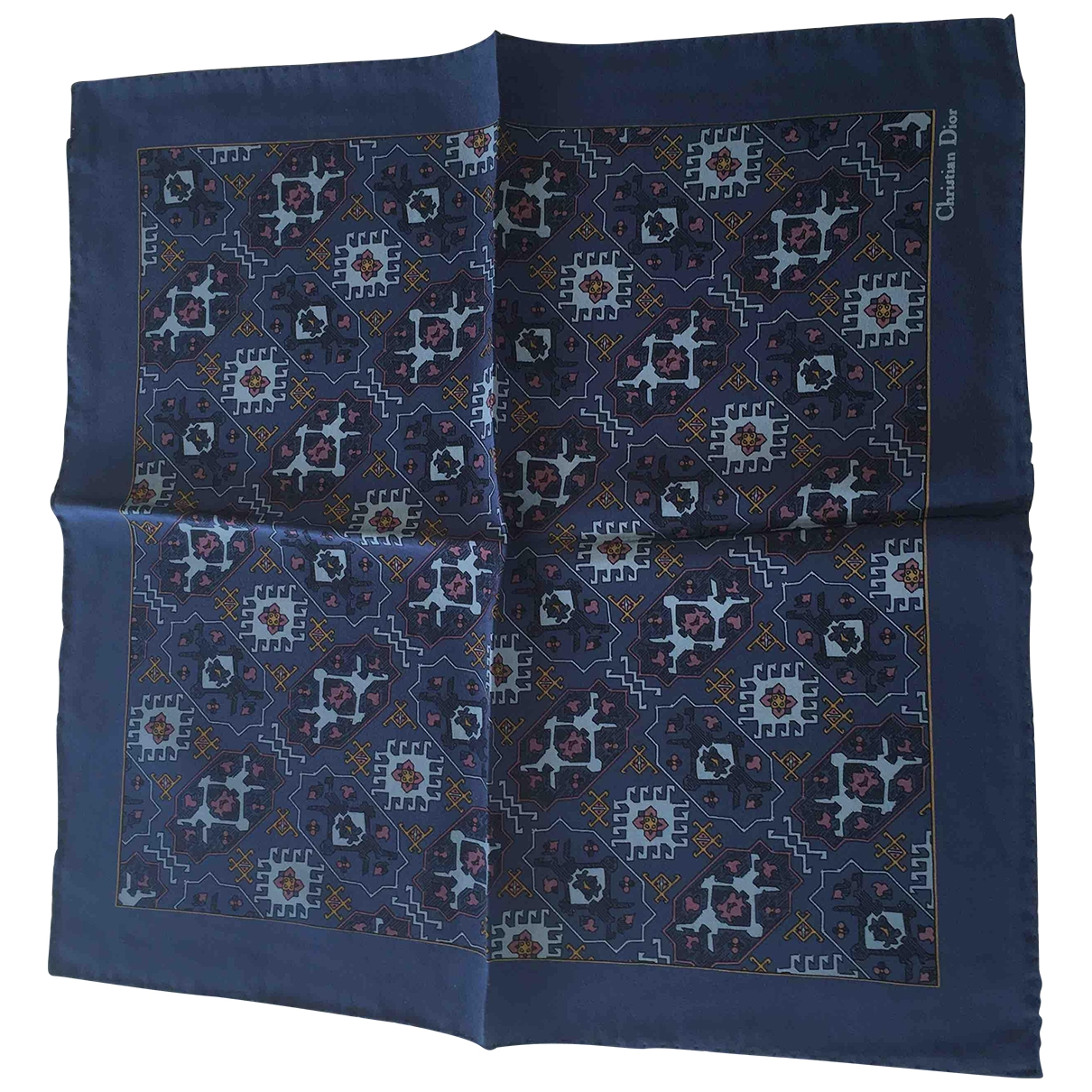 Pañuelo / bufanda de Seda Dior