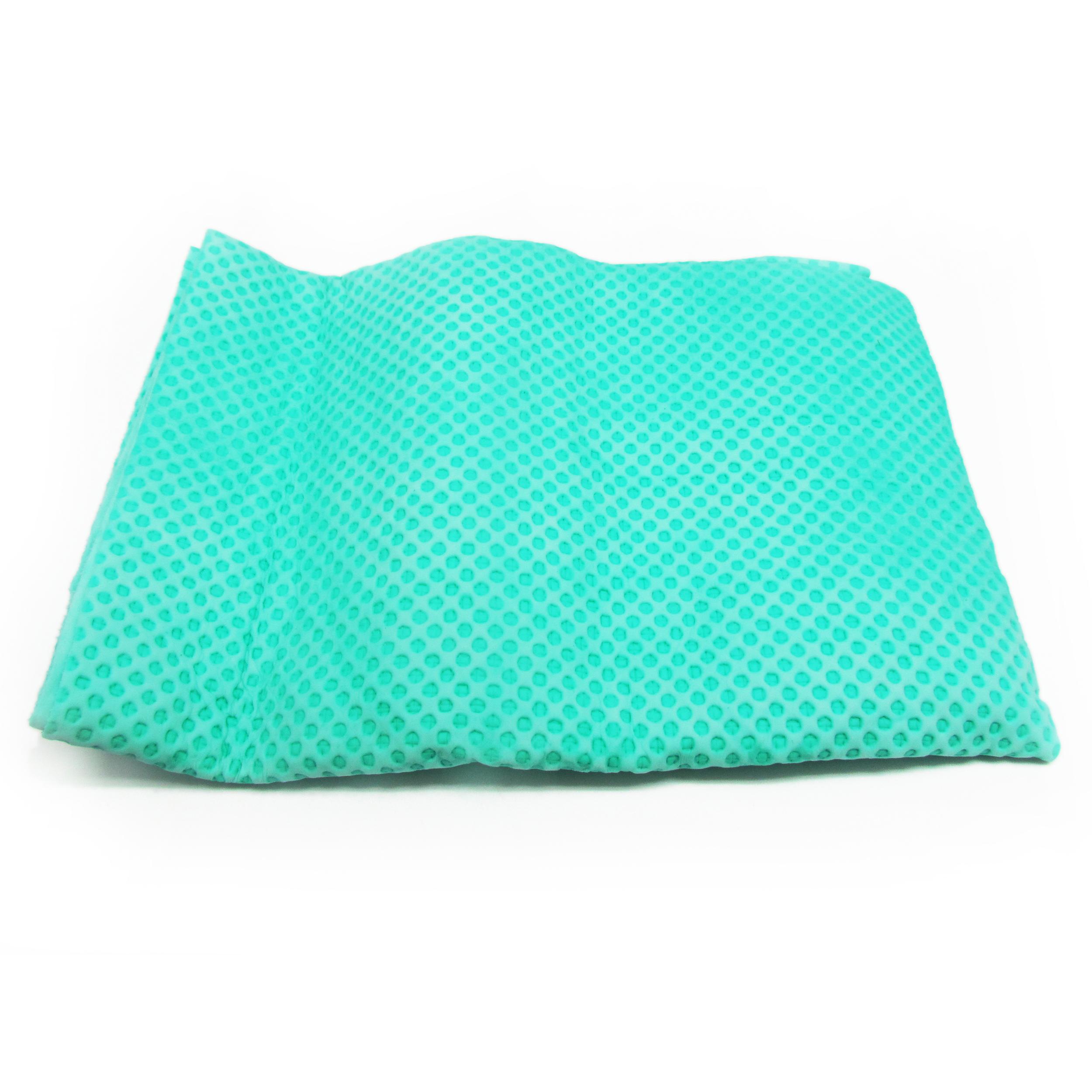 Green Cooling Towel 32