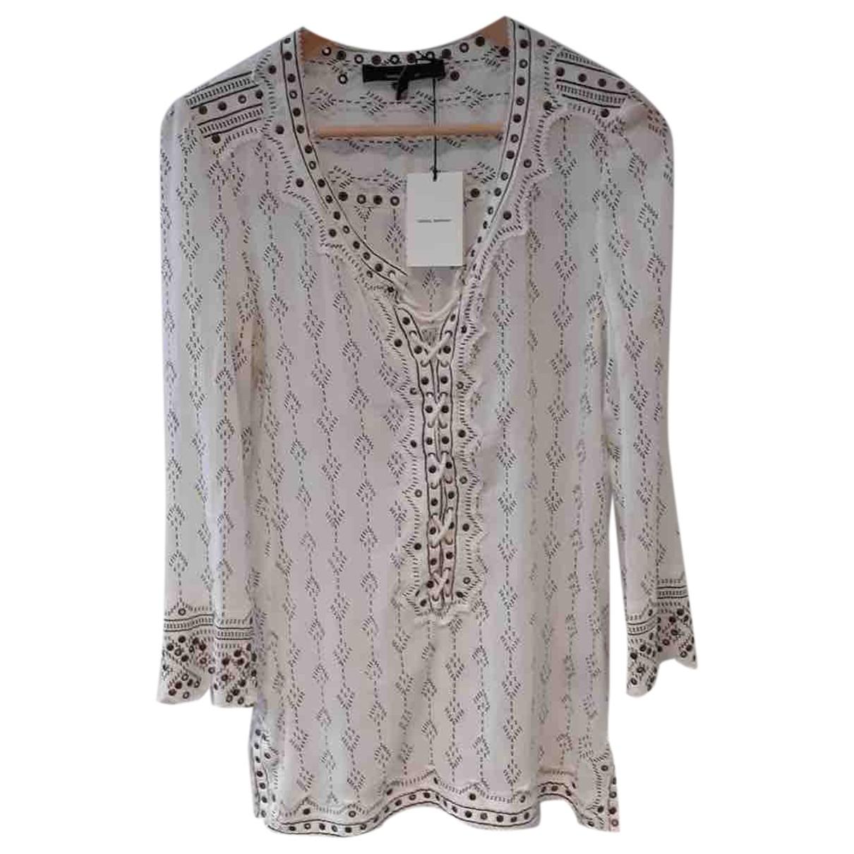 Isabel Marant \N Cotton  top for Women 40 FR