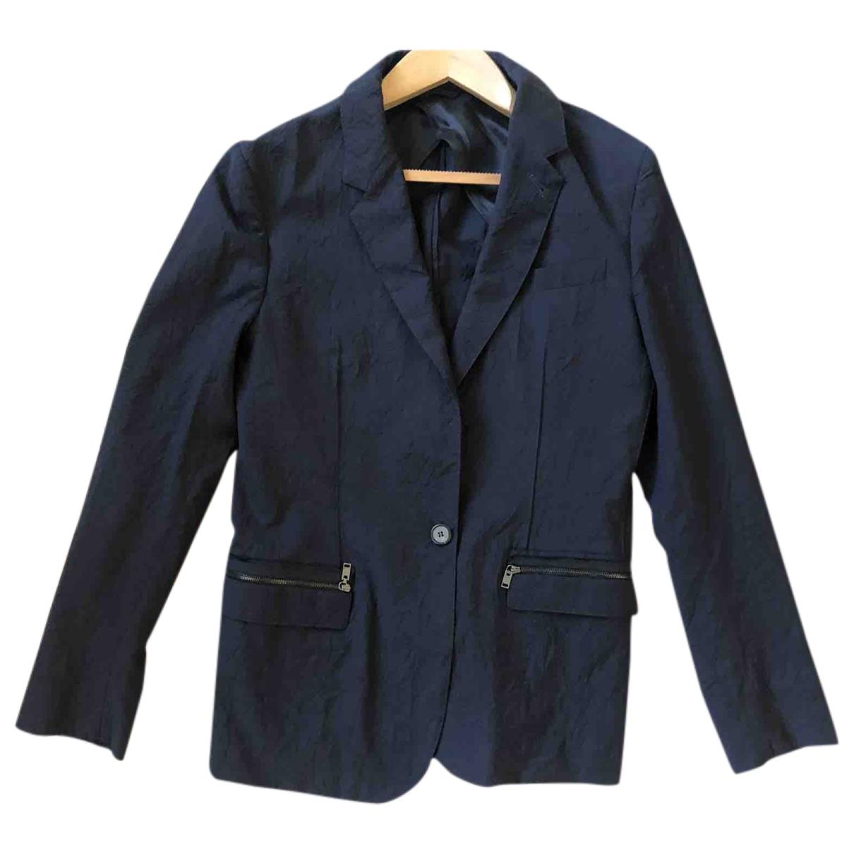 Lanvin \N Black jacket  for Men M International
