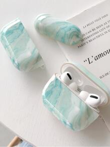 Marble Print AirPods Case