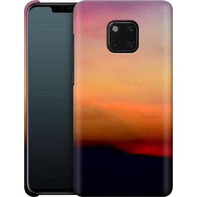 Huawei Mate 20 Pro Smartphone Huelle - Sunset von Joy StClaire