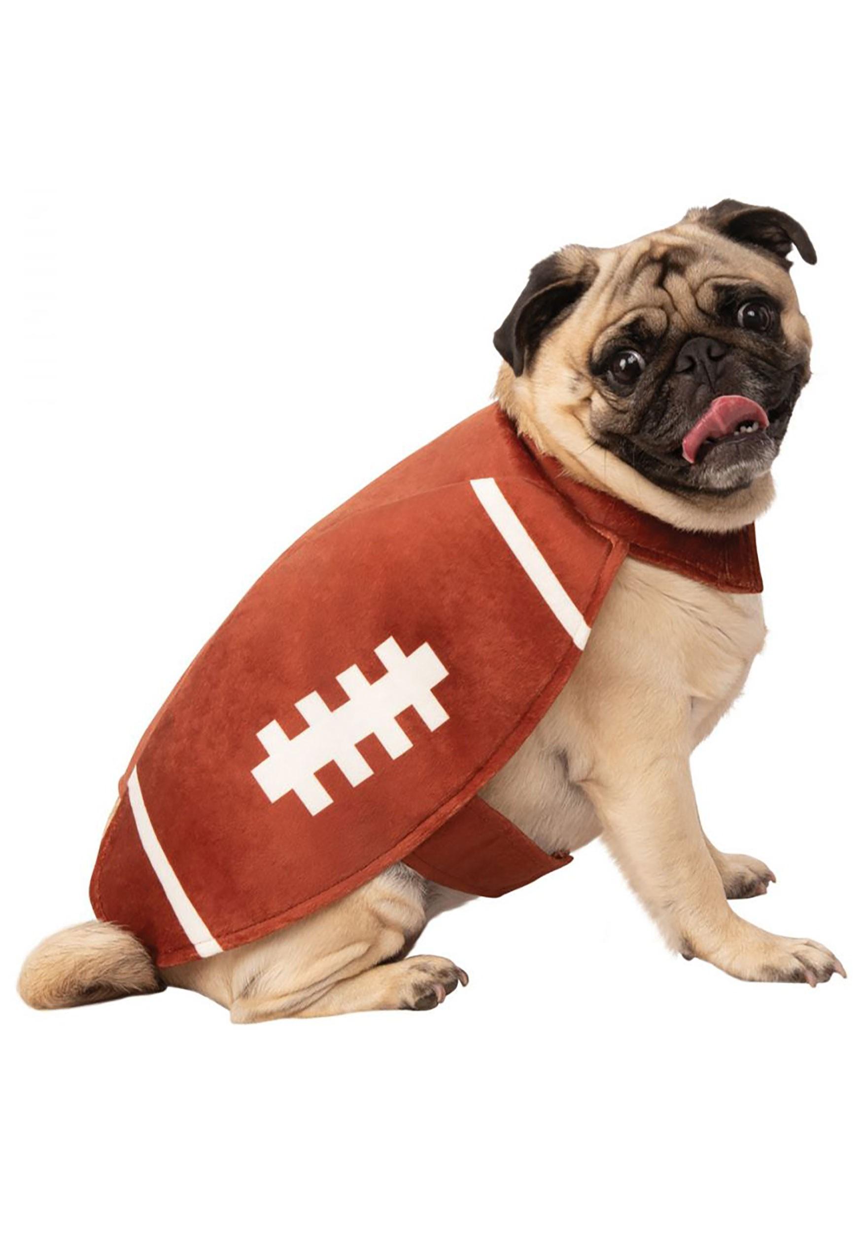 Dog Touchdown Football Costume