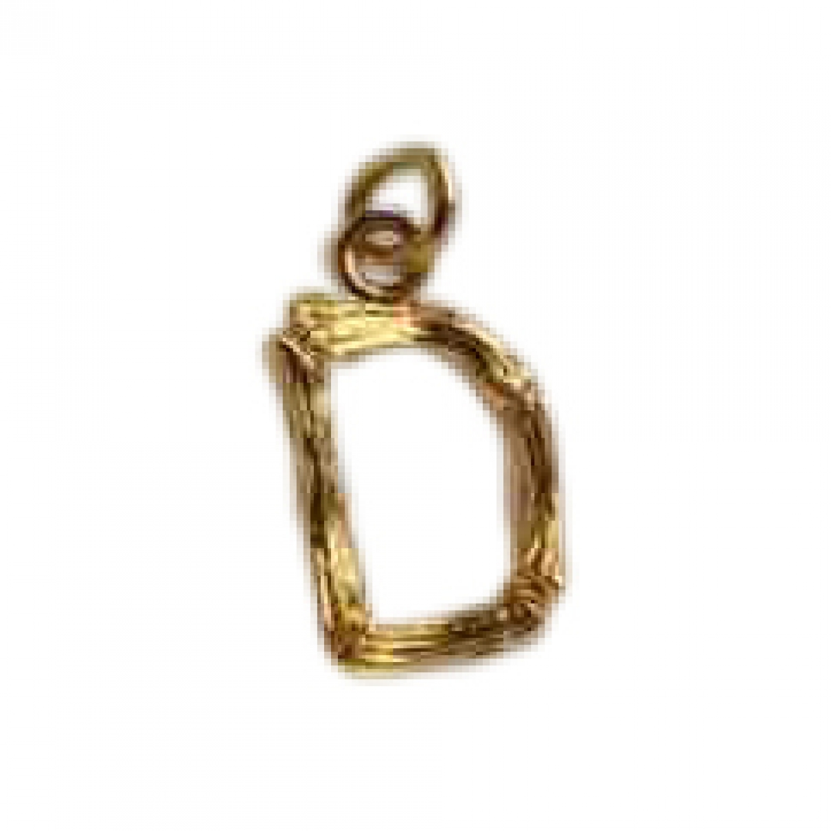 Celine Alphabet Gold Metal pendant for Women \N