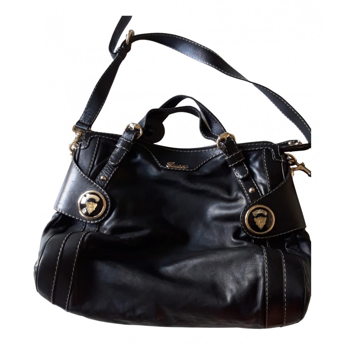 Gucci - Sac a main Hysteria pour femme en cuir - noir