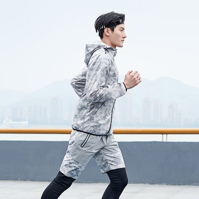 [FROM XIAOMI YOUPIN] Uleemark Quick-Drying Camouflage Breathable Outdoor Sports Cycling Shorts