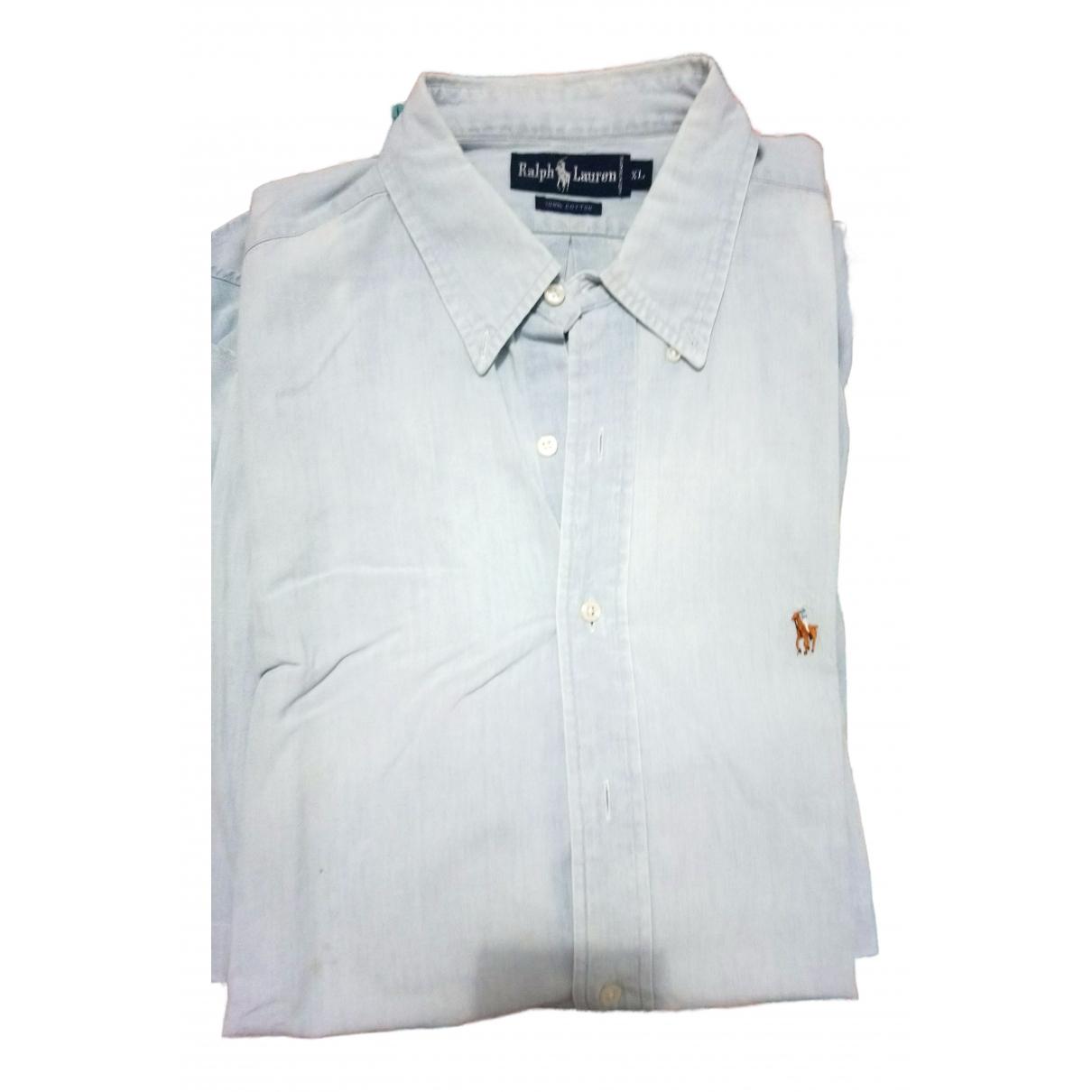 Polo Ralph Lauren N Blue Shirts for Men XL International