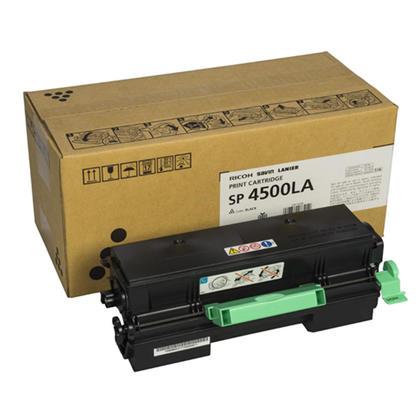 Ricoh 407321 Original Black Toner Cartridge