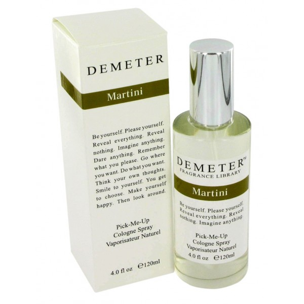Martini - Demeter Eau de Cologne Spray 120 ML