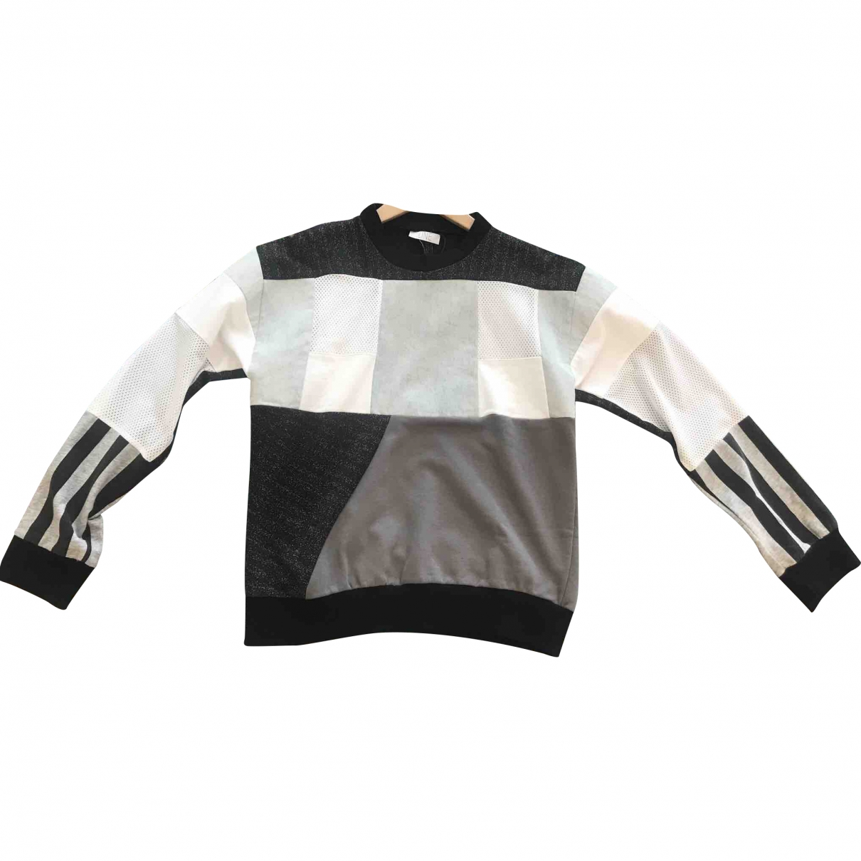 Non Signé / Unsigned \N Multicolour Cotton Knitwear & Sweatshirts for Men M International