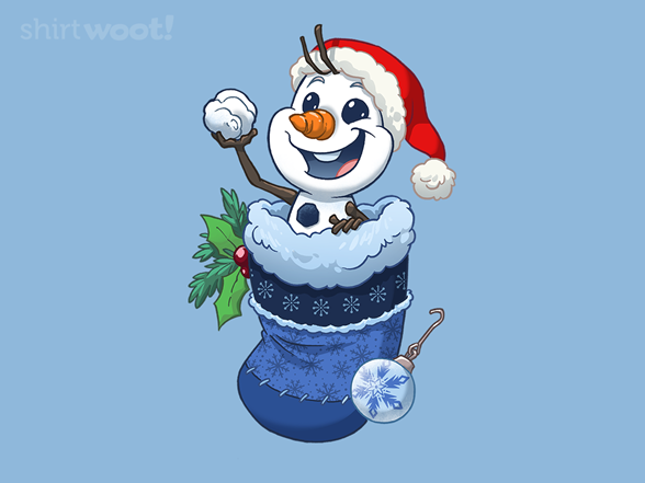 Warm Hugs Stocking Stuffer T Shirt