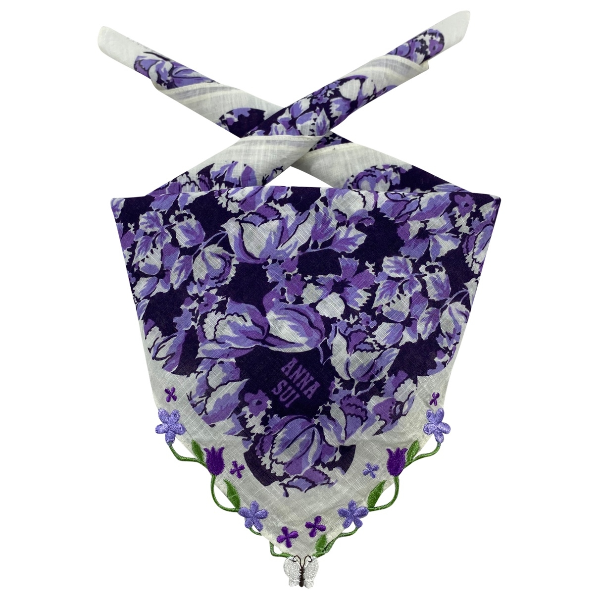 Anna Sui \N Cotton scarf for Women \N