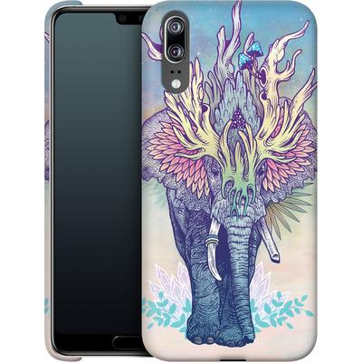 Huawei P20 Smartphone Huelle - Spirit Elephant  von Mat Miller