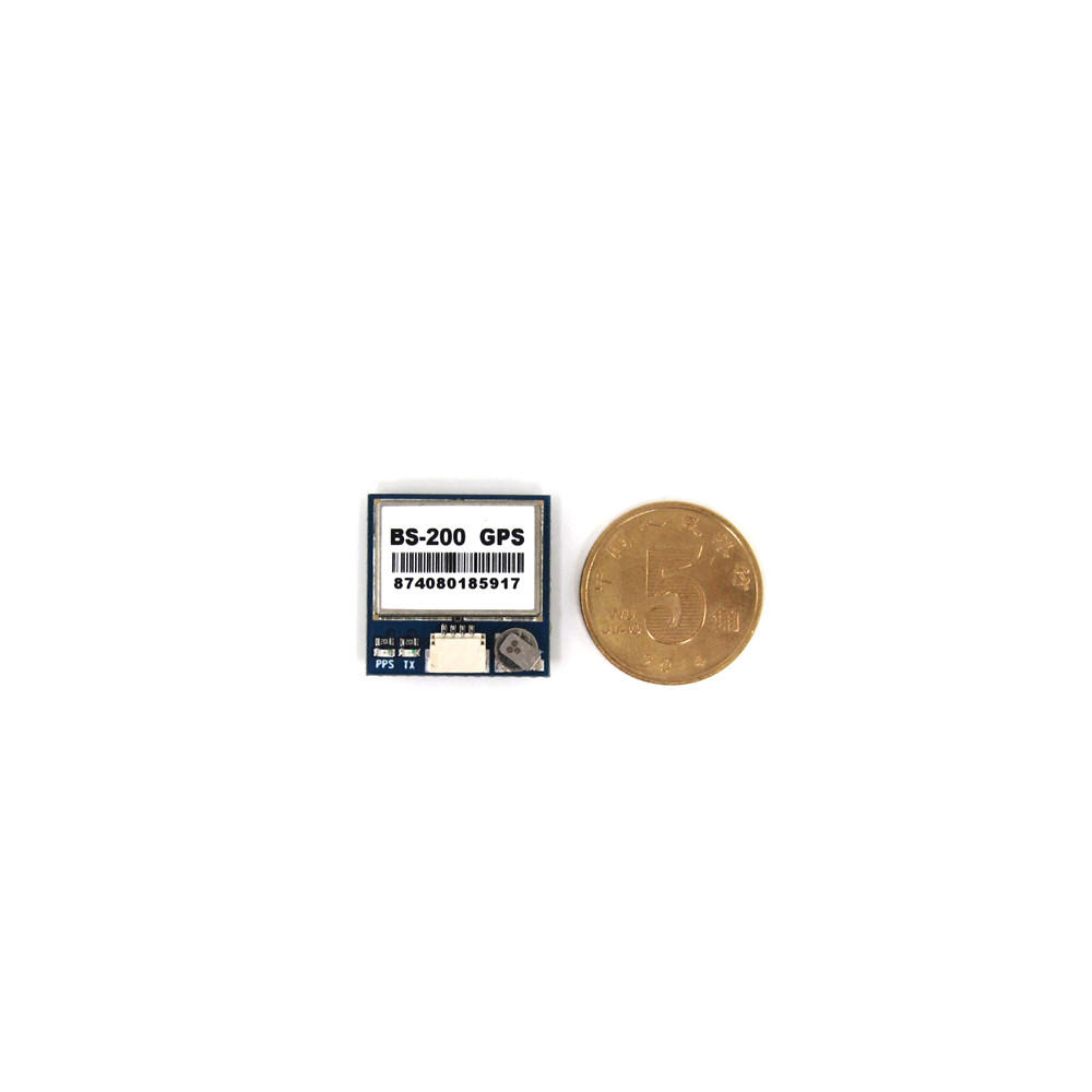 5.2g Beitian BS-200 Micro GPS Antenna Module FLASH TTL Level 9600bps for RC Drone FPV Racing Multirotors