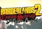 Borderlands 2 - Captain Scarlett and her Pirates Booty DLC MAC Steam CD Key