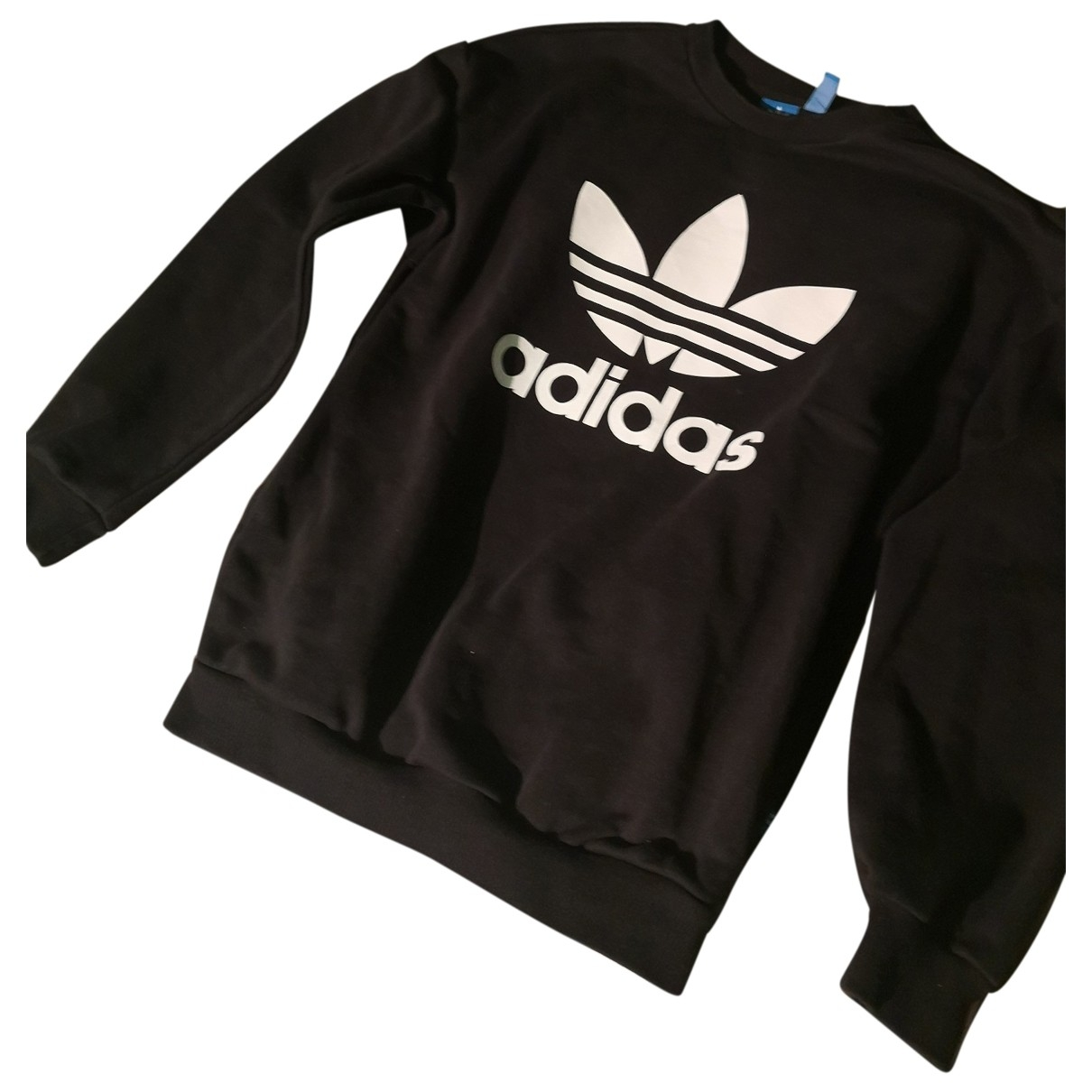 Adidas \N Black Cotton Knitwear for Women XS International